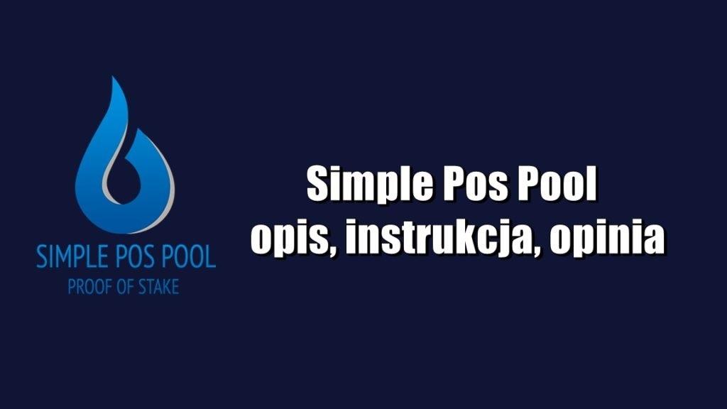 Simple Pos Pool – opis, instrukcja, opinia