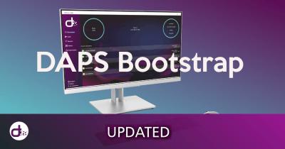 Bootstrap dla DAPS