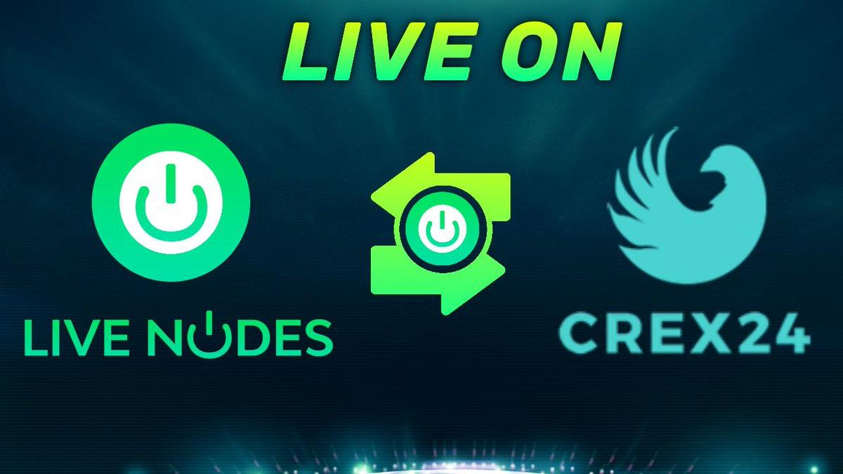 Livenodes CREX24