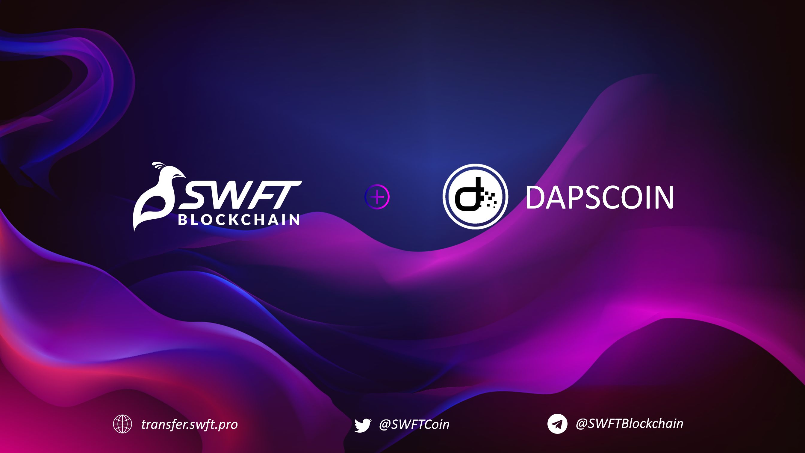 SWFT Blockchain nawiązał współpracę z DAPS COIN