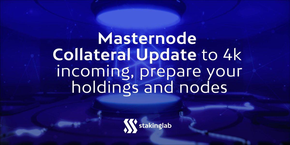 Stakinglab Masternode 4000 LABX