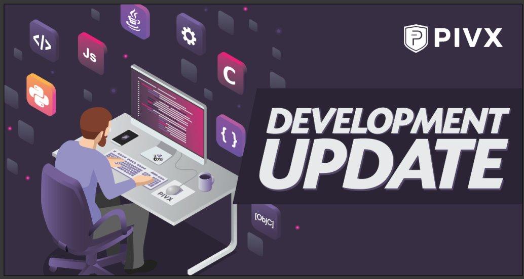 Aktualizacja PIVX - 1 tydzień grudnia 2019 - został opublikowany