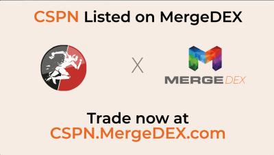 CSPN jest teraz na liściew MergeDEX