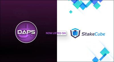 DAPS jest teraz dostępny w desce rozdzielczej StakeCube