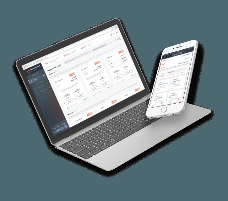 Gentarium super hosting masternode