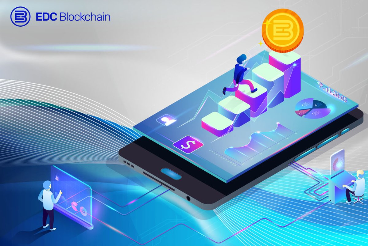 Klucz do świata Blockchain i biznesu EDC Blockchain