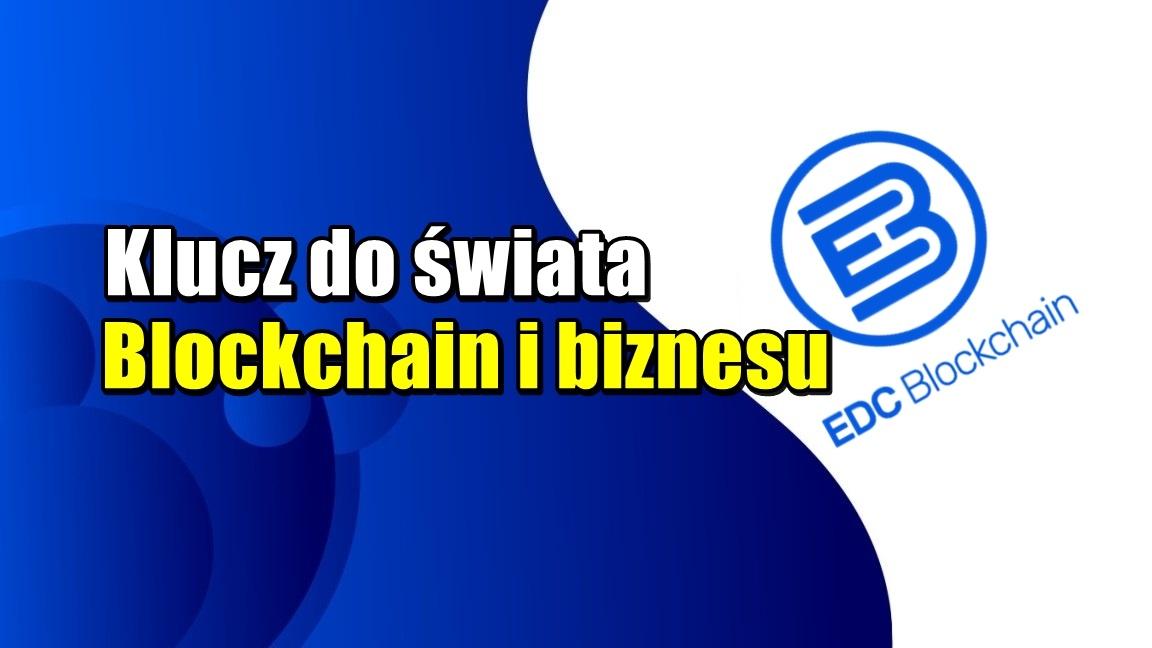 Klucz do świata Blockchain i biznesu