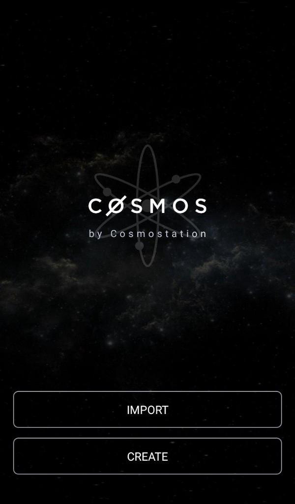 Korzystanie z mobilnego portfela Cosmostation z Gentarium 2
