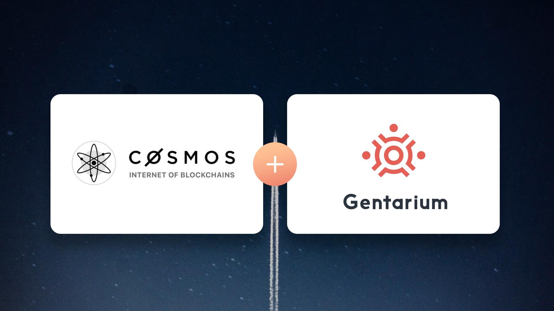 Korzystanie z mobilnego portfela Cosmostation z Gentarium