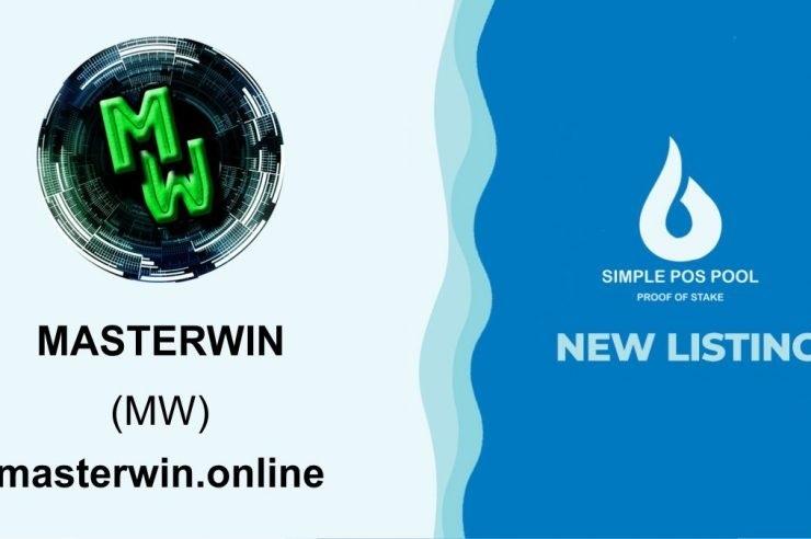 Na Simple Pos Pool została wymieniona moneta Masterwin