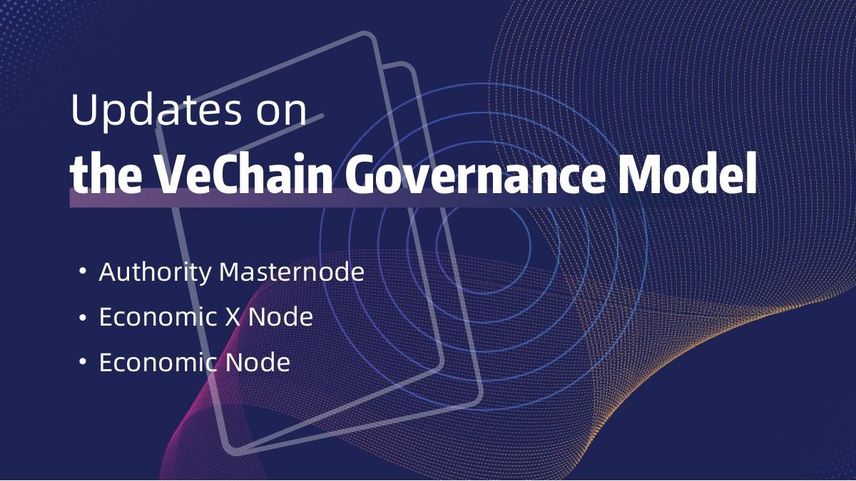 zarządzania platformą VeChain oparty na uruchomieniu VeVote