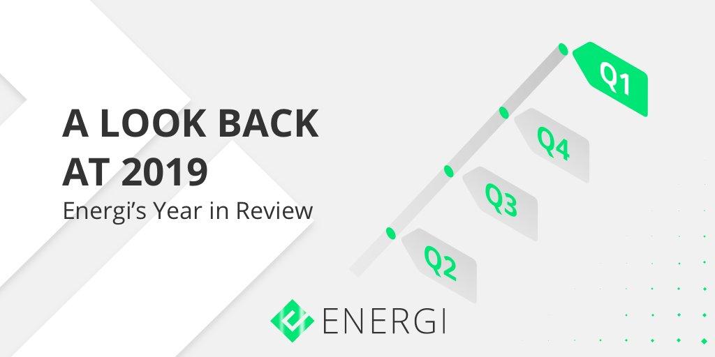 Energi 2019 Rewind