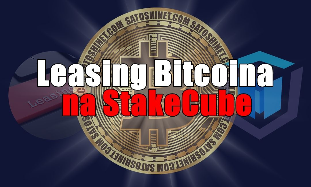 Leasing Bitcoina na StakeCube