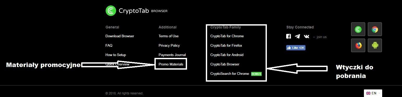 Przeglądarka-CrypotoTab-stopka-wtyczki-i-instalacje