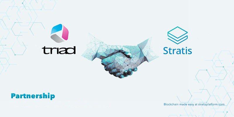 Stratis zaczął współpracować z Triad Group Plc