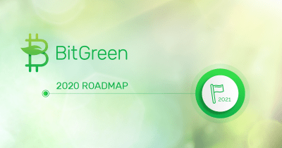 zespół BitGreen udostępnia mapę drogową na 2020 r.
