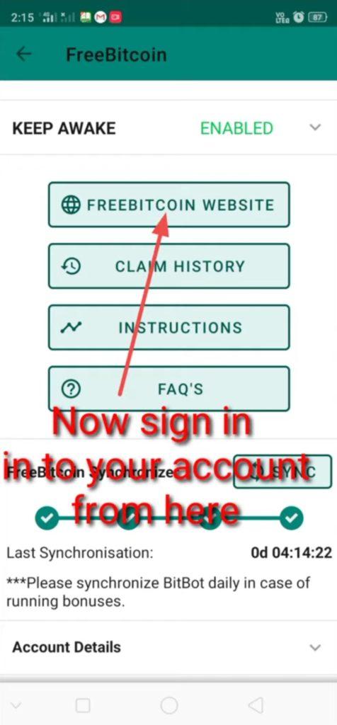 BitBot freebitco 10