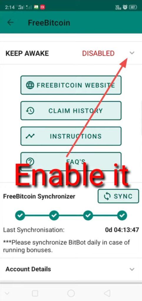 BitBot freebitco 5