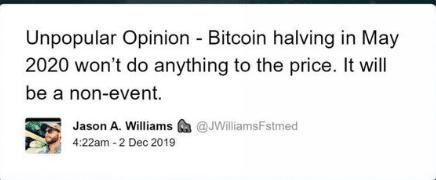 Co dzieje się z stanie EDC Blockchain i innymi kryptowalutami po Halving Bitcoin 2