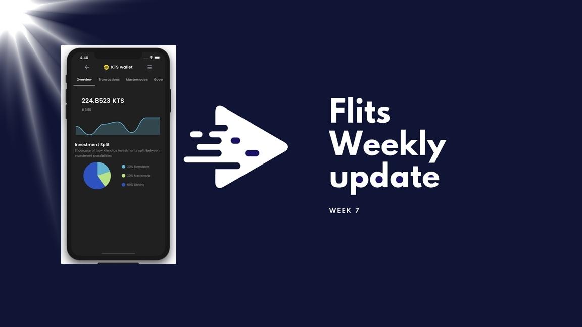 Cotygodniowa aktualizacja Flits – tydzień 7