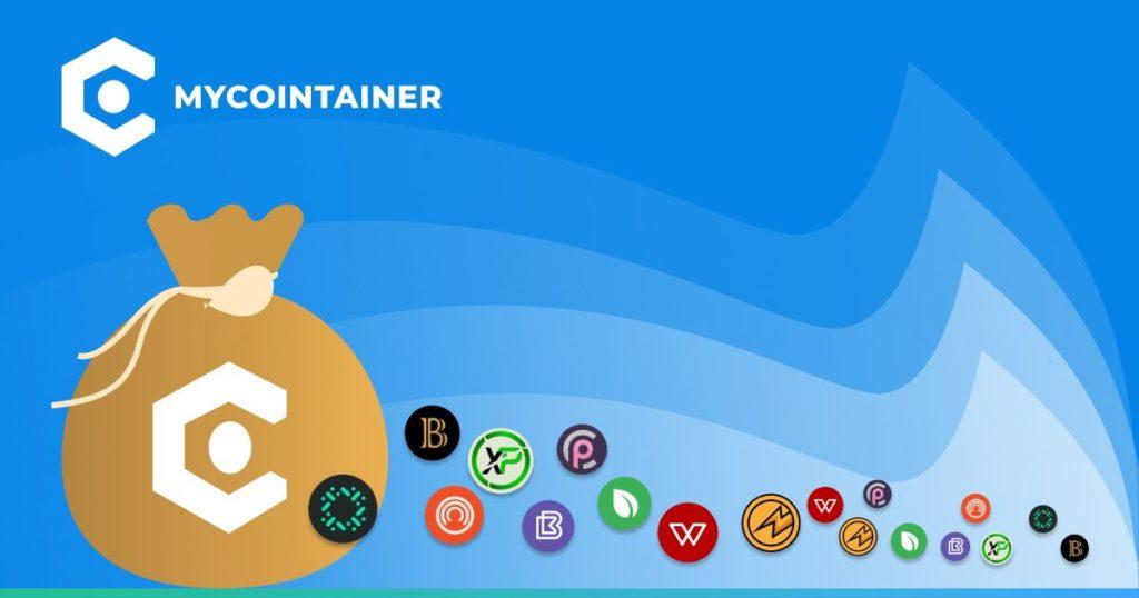 MyCointainer wprowadza więcej par Fiat, umożliwiając użytkownikom łatwe kupowanie Crypto