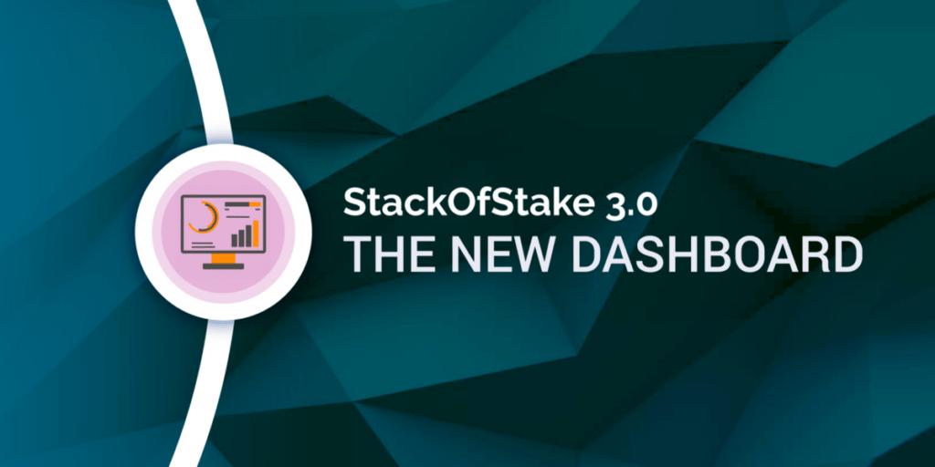 StackOfStake 3.0 nowy pulpit nawigacyjny