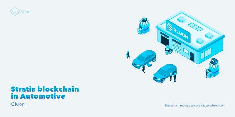 Stratis blockchain w branży motoryzacyjnej