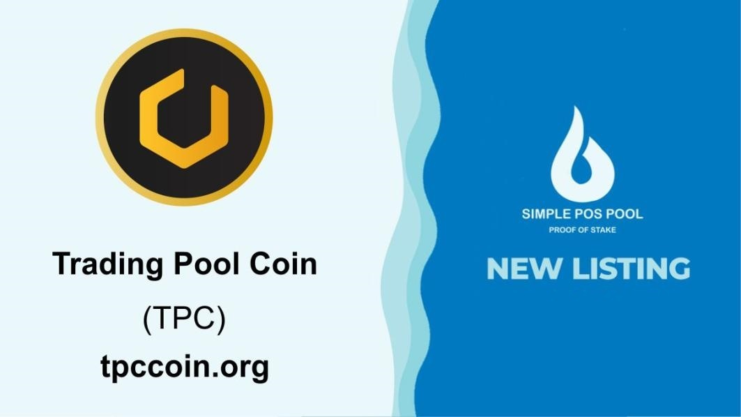 Trading Pool Coin uruchomiony na Simple Pos Pool