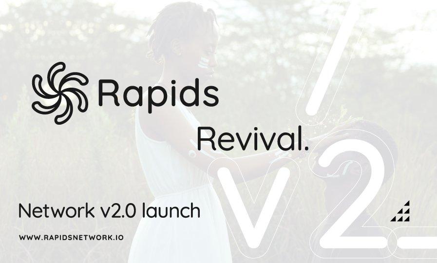 Jak wszyscy wiecie Rapids Network 2.0 jest w przygotowaniu