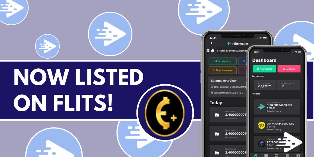 Mamy teraz na liście Encocoinplus (EPG) w aplikacji Flits.