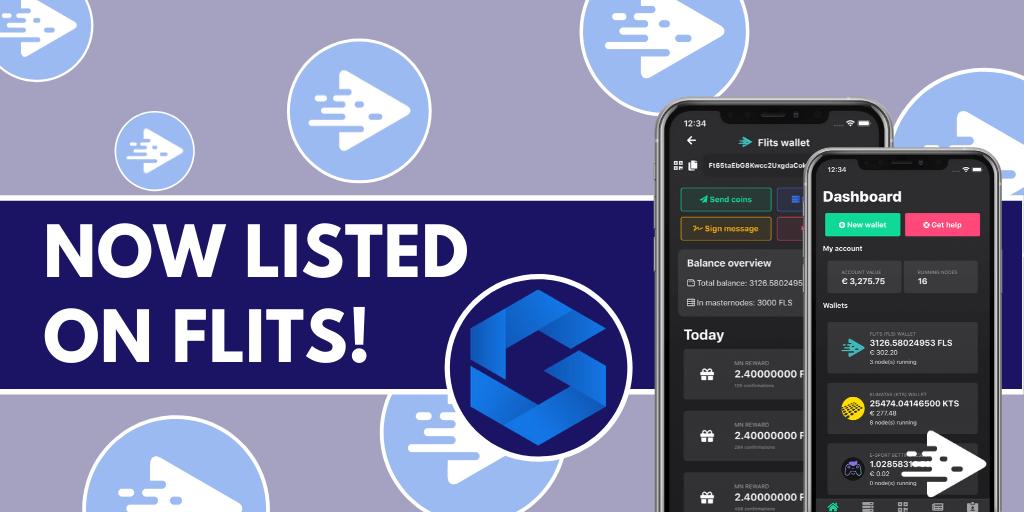 Mamy teraz na liście GIANT (GIC) w aplikacji Flits.