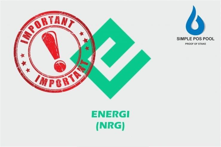 Migracja Energi z GEN2 do GEN3 nie będzie obsługiwana przez Simple Pos Pool
