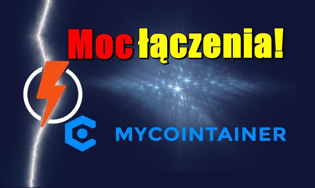 Moc łączenia, MyCointainer!
