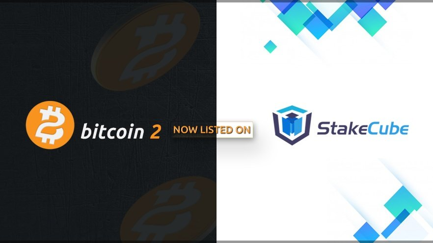 Na liście platformy Stakecube został wymieniony BTC2