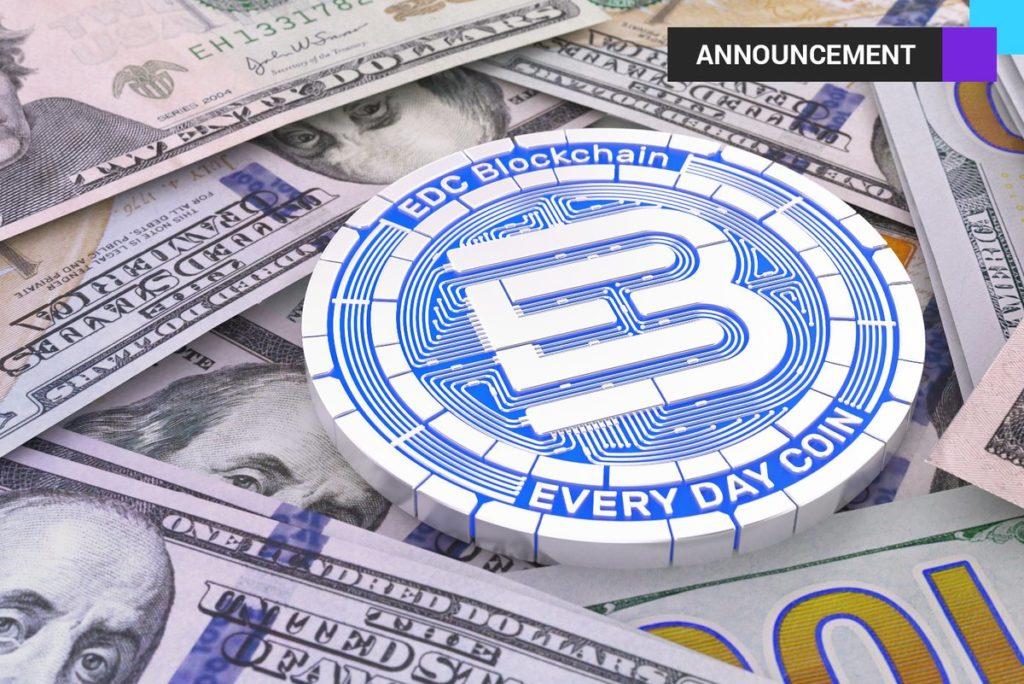 Następny etap rozwoju monet EDCst!