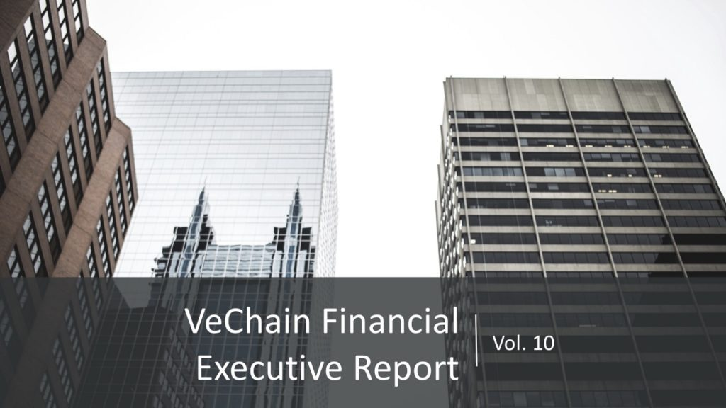 Raport finansowy wykonawczy VeChain Vol.10