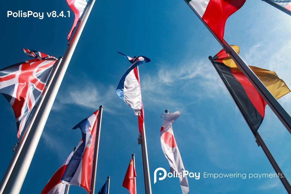 Została wypuszczona nowa aktualizacja PolisPay v8.4.1