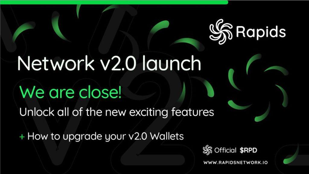 Aktualizacja Rapids Network 2.0 będzie gotowa dla użytkowników i wymiany do pobrania w środę 8 kwietnia
