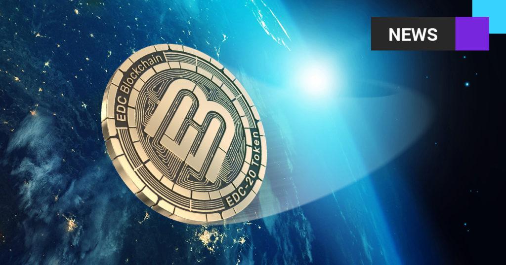 EDC Blockchain robi kolejny duży krok naprzód! Do wszystkich użytkowników monet EDC i tokenów EDC-20!