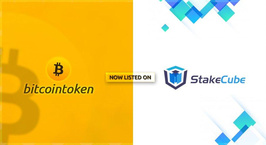 Gratulujemy Bitcointoken (BTCT) rundy głosowania na StakeCub!