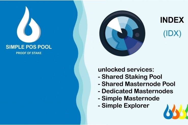 ! Index Chain na Simple Pos Pool