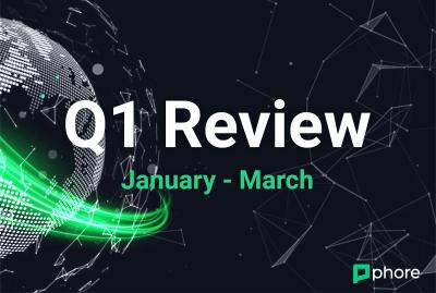 Nadszedł przegląd Phore Blockchain Q1