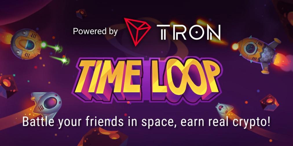 Timeloop jedna z najbardziej oczekiwanych gier na TRON blockchain