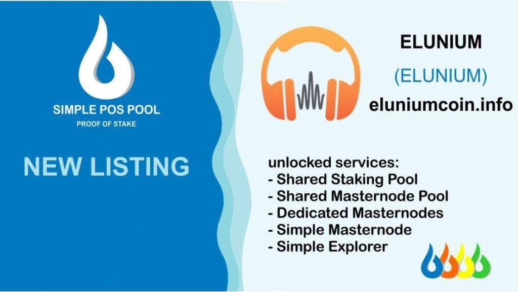 simple pos pool elunium