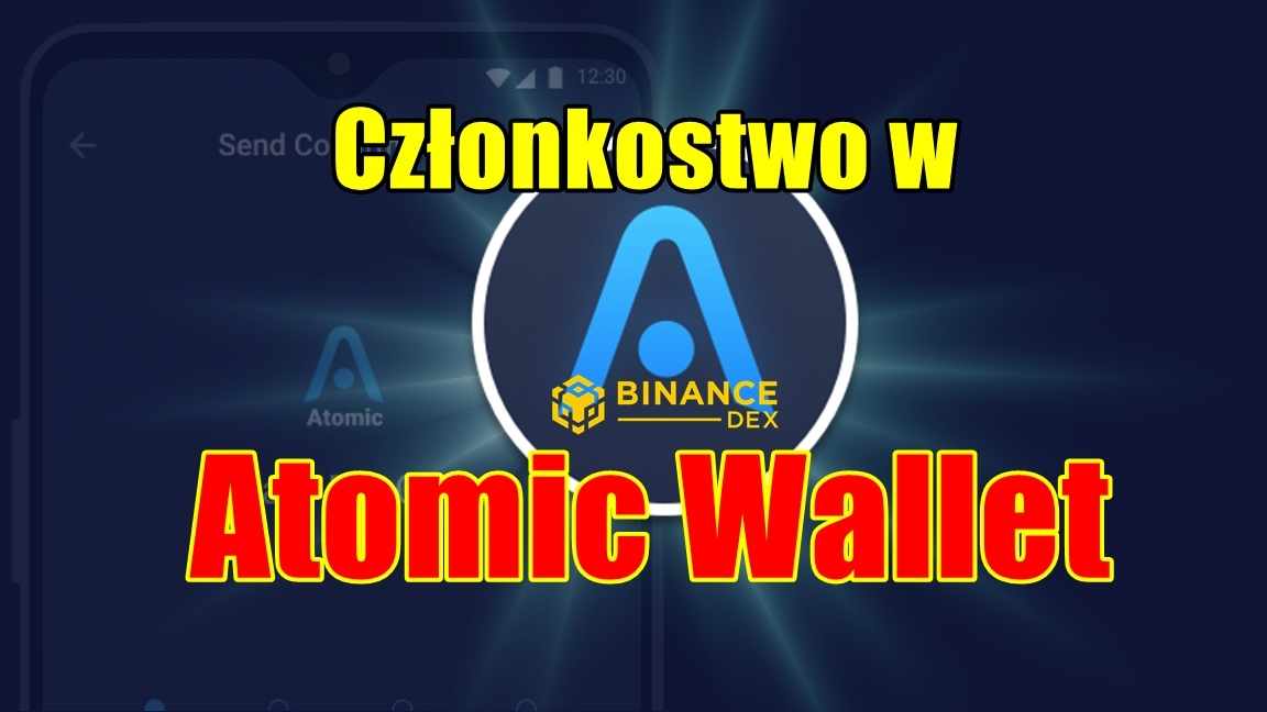 Członkostwo w Atomic Wallet