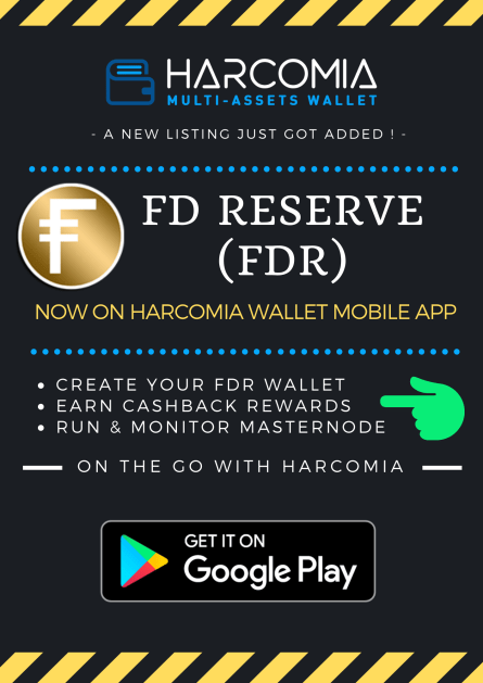 FD Reserve właśnie znalazła się na liście w aplikacji mobilnej Harcomia