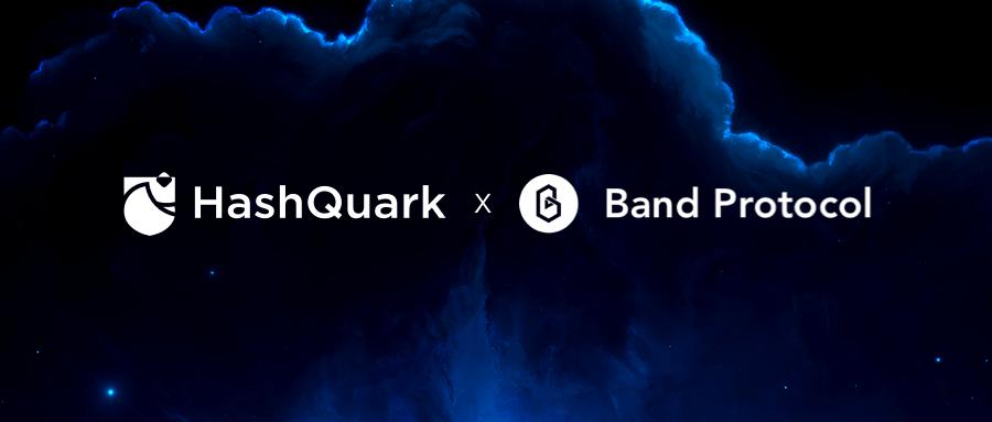 HashQuark Dołączyli do BandProtocol jako Genesis Validator