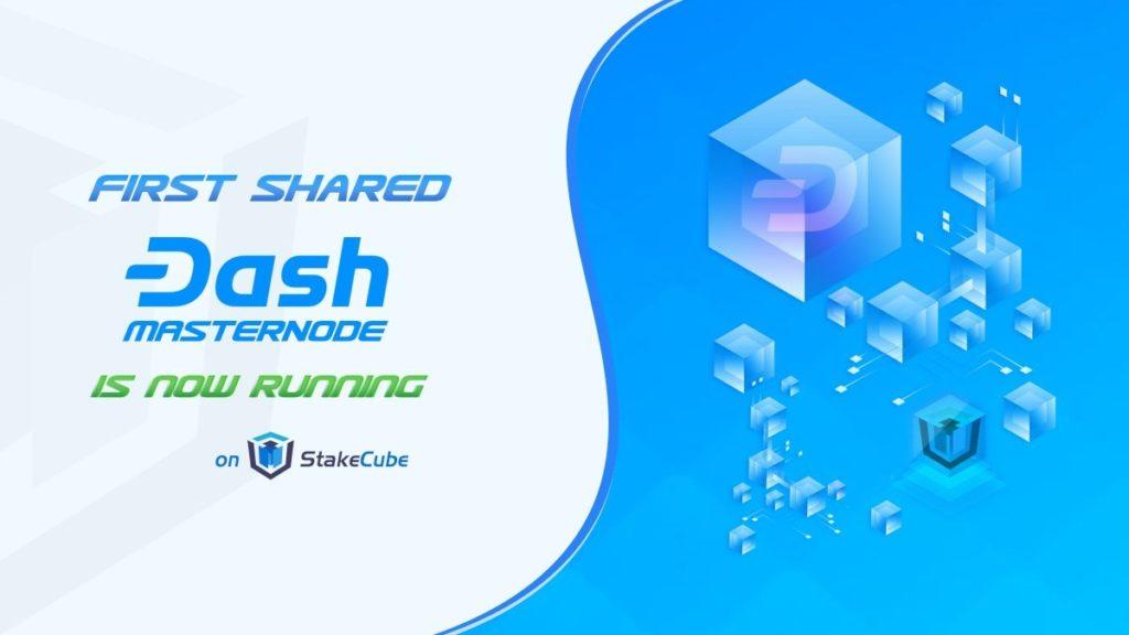 Pierwszy udostępniony węzeł Dash jest teraz wypełniony i działa na NodeClub StakeCube!