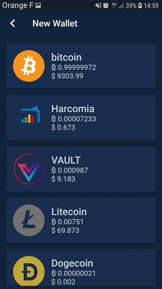 Portfel Wallet Harcomia 1
