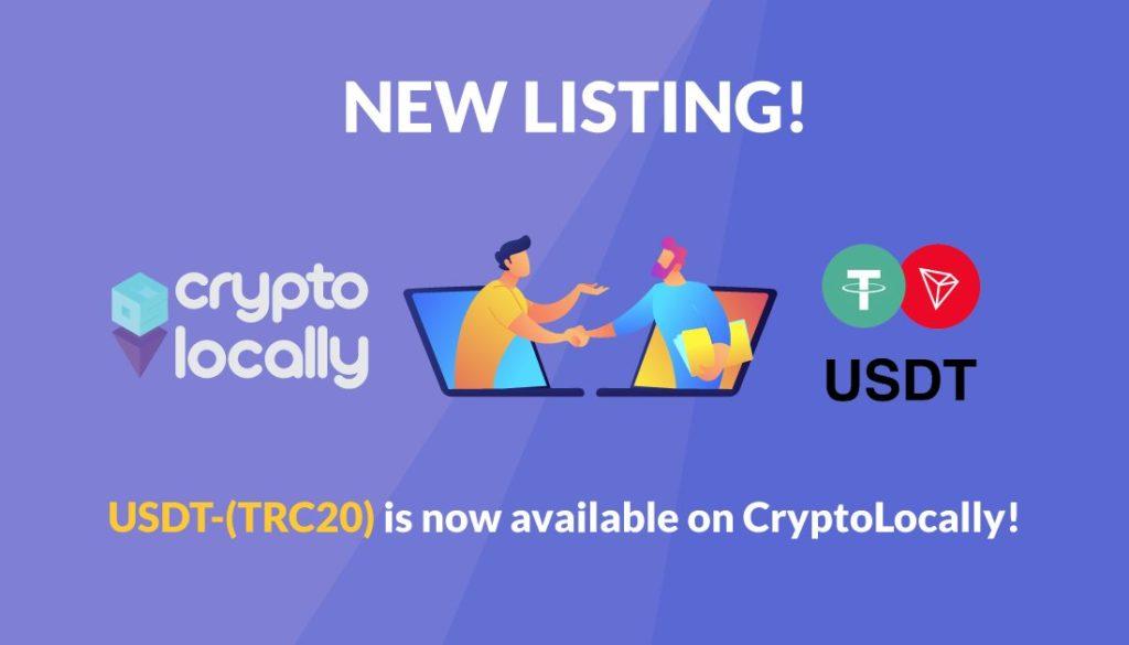 TRONics na całym świecie mogą teraz kupować i sprzedawać USDT oparte na TRON w lokalnej walucie